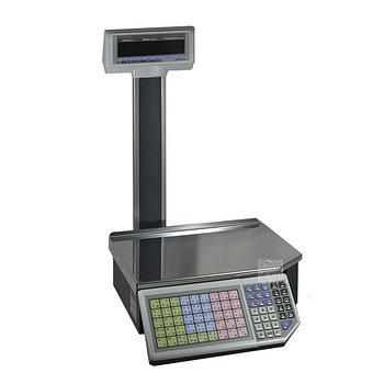 Весы с принтером печати этикеток
