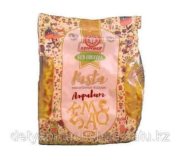 Безглютеновые макароны Алфавит Здоровей, 400 г Россия