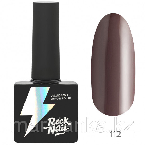 Гель-лак RockNail Basic #112 Dislike, 10мл