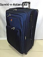 Большой дорожный чемодан на 4-х колесах Swissgear. Высота 77 см, длина 47 см, ширина 32 см., фото 1
