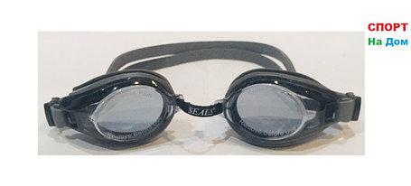 Очки для плавания SEALS (цвет черный), фото 2