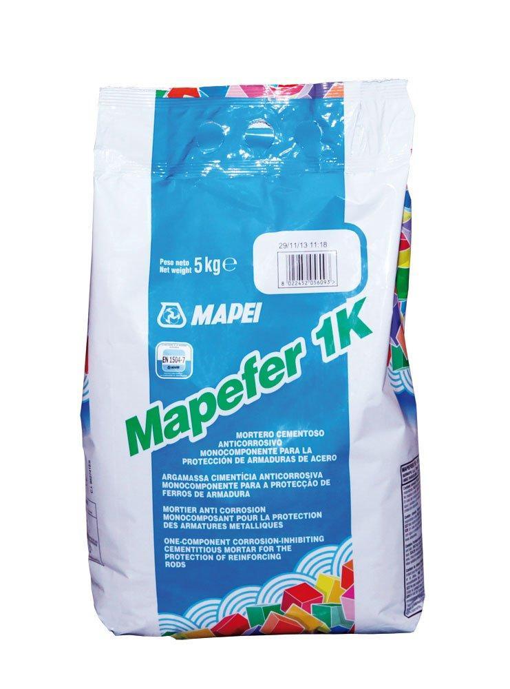 MAPEFER 1K цементный состав для защиты арматуры