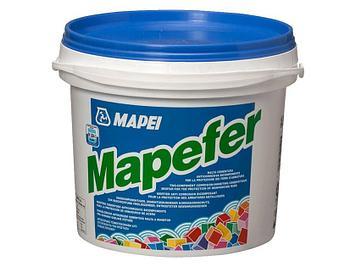 Mapefer антикоррозийный цементный раствор