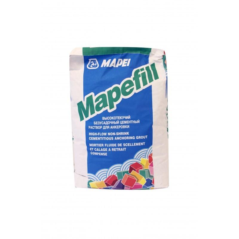 MAPEFILL быстротвердеющая бетонная смесь наливного типа