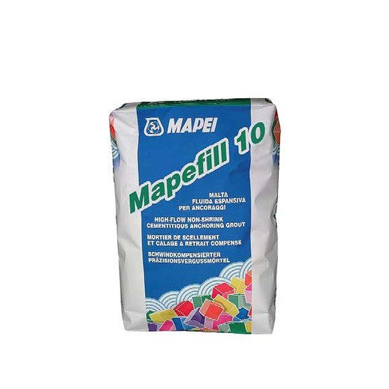 Mapefill 10 безусадочная, быстротвердеющая бетонная смесь