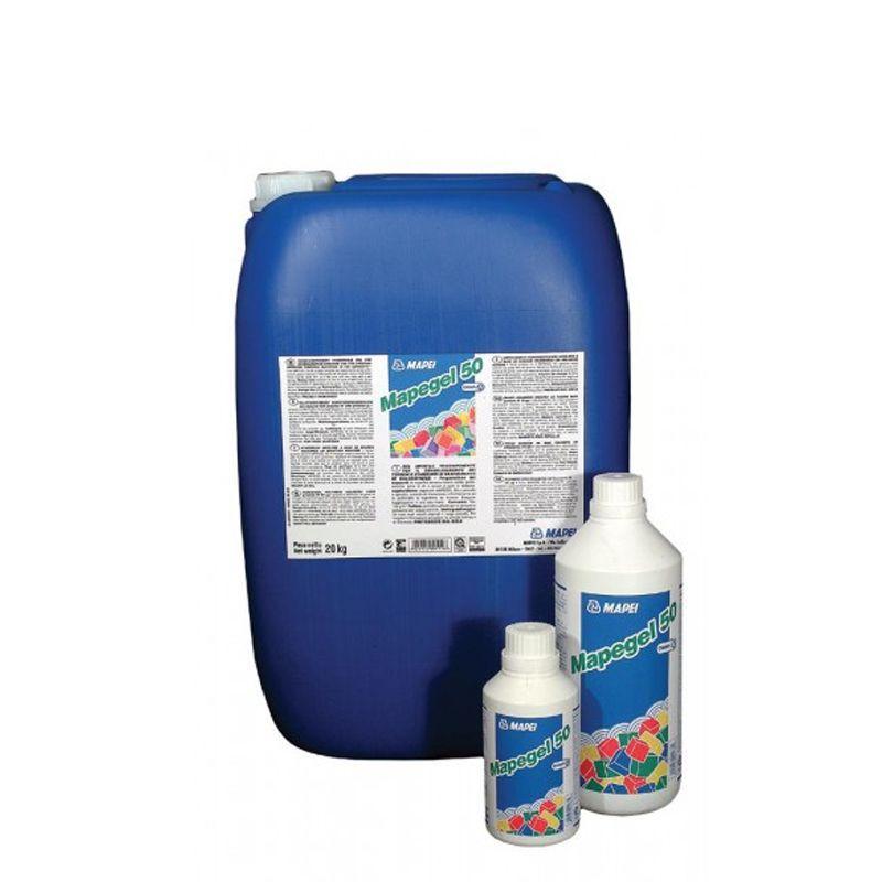 Mapegel 50 гидрофильный гель для инъекций в бетон