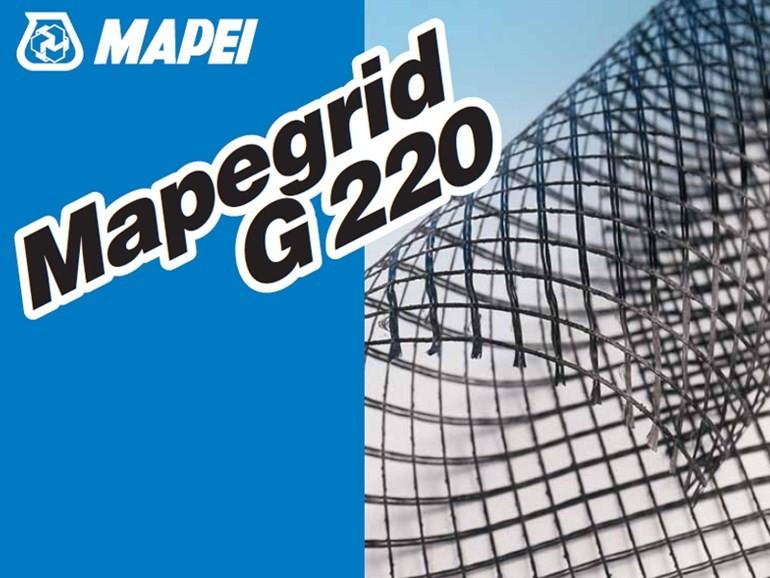 Mapegrid G220 стеклосетка