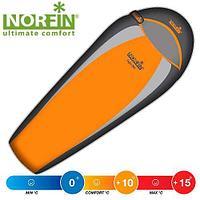 Спальный мешок NORFIN LIGHT 200 SPORT, молния справа