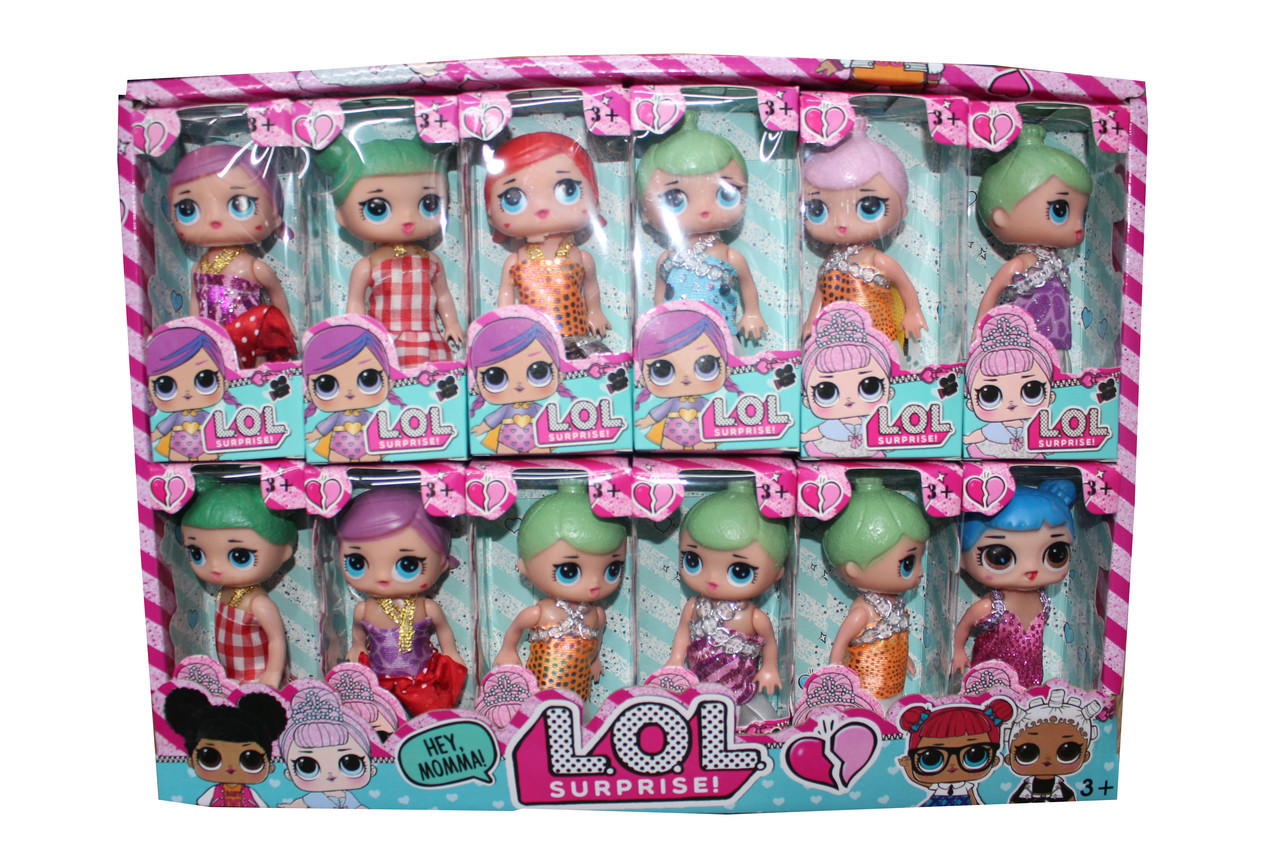 Kукла 24в1 9971