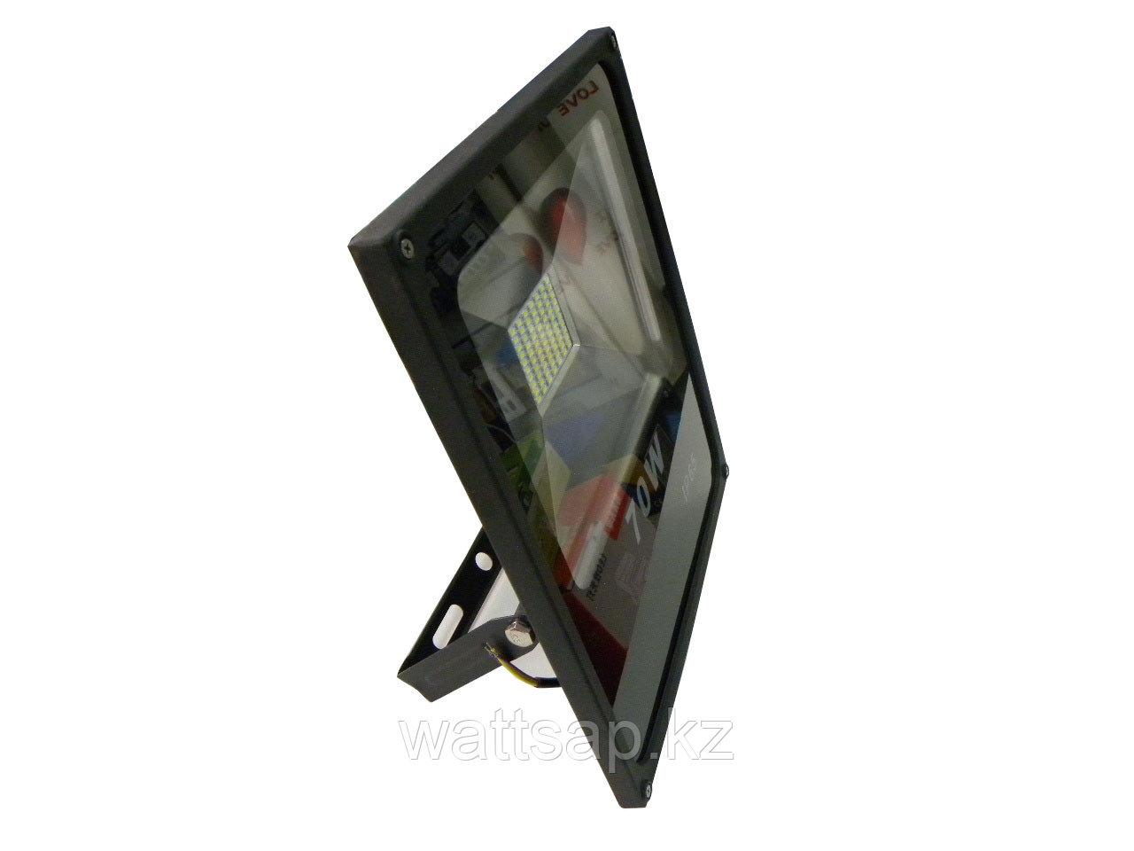 Прожектор светодиодный 70 Вт плоский Geland