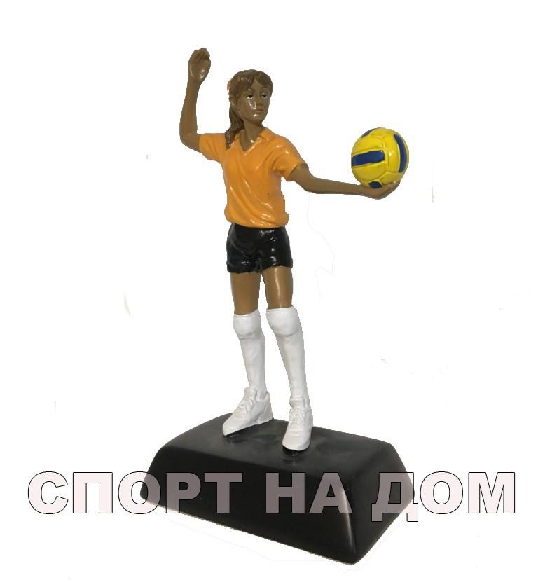 """Статуэтка """"Волейболистка"""""""