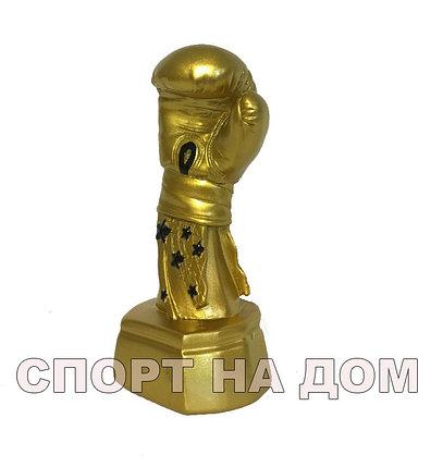 """Статуэтка """"Золотая перчатка боксера"""", фото 2"""