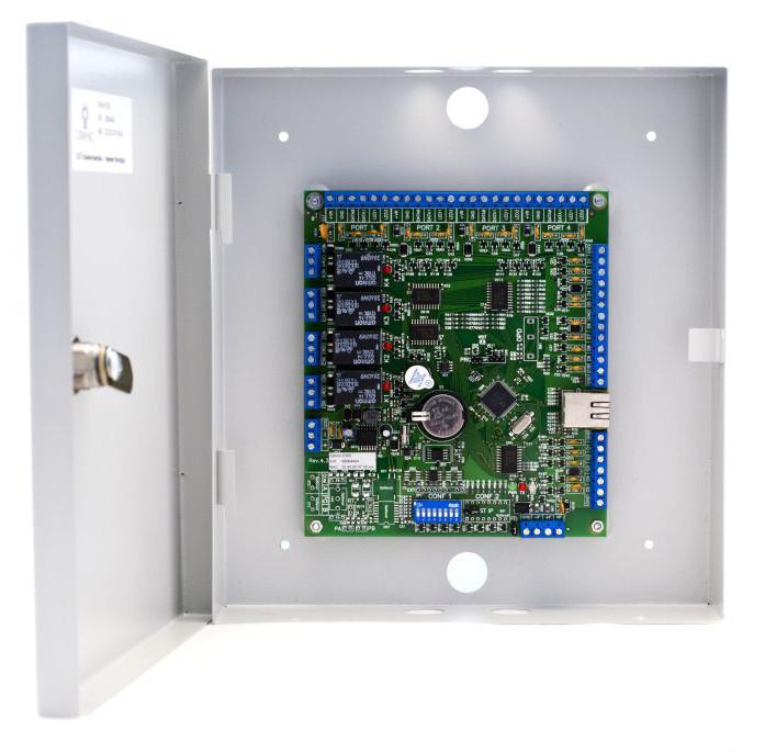 Сетевой контроллер Sigur R500U металл. корпус