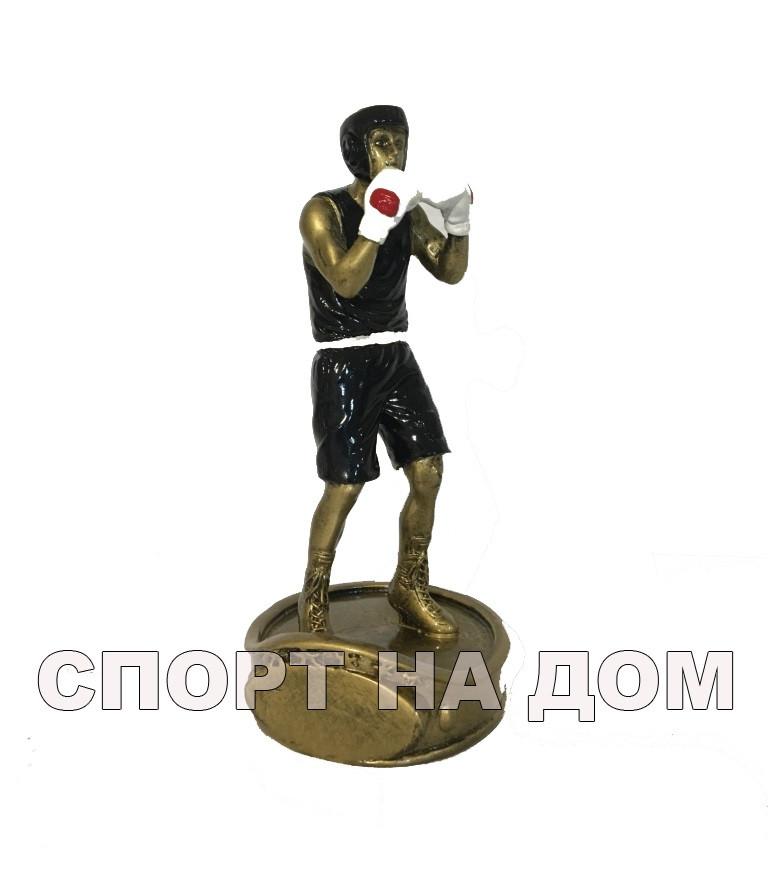"""Статуэтка """"Боксер в черном"""""""