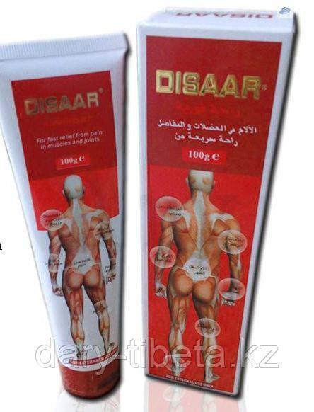 DISAAR - Мазь для лечения суставов ( красный
