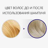 Шампунь оттеночный против желтизны волос La'dor Anti Yellow Shampoo, фото 3