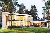 Проектирование жилых домов и общественных зданий, услуга архитектора и дизайнера