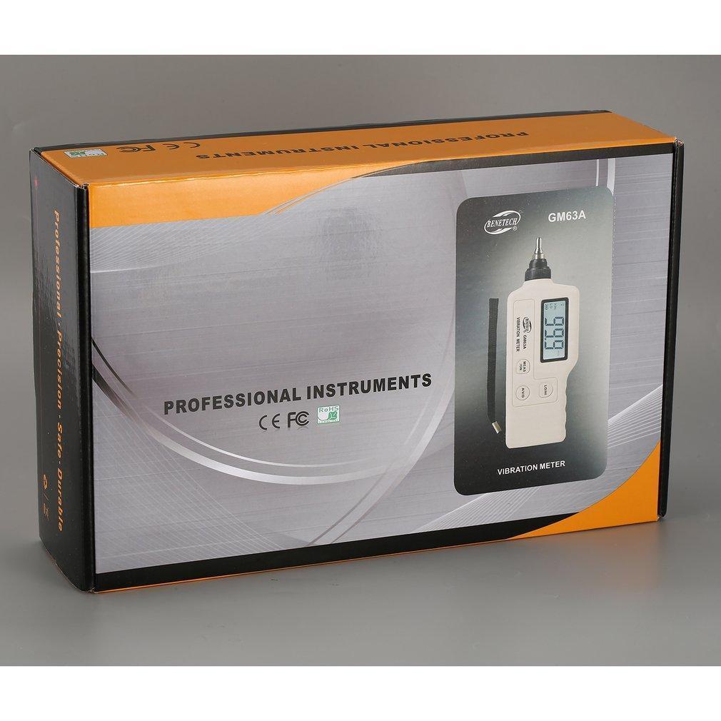 Виброметр HT-520. BENETECH AR63A. Виброанализатор (GM63A)