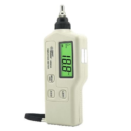 Портативный виброметр Smart Sensor AR63A+ (GM63A). Виброметр GM63A Benetech, фото 2
