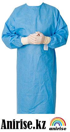 Стерильный халат операционный, фото 2