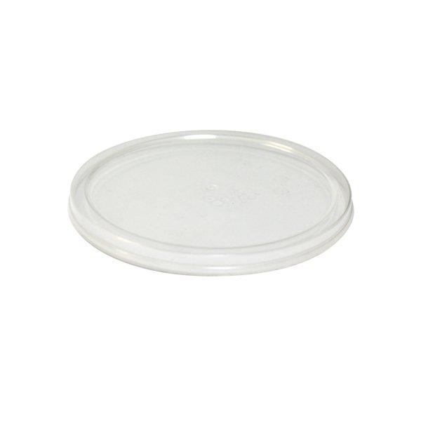 Крышка прес./мёд, d 96мм, h 15мм, п/прозрачн., ПП, 420 шт