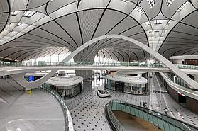 Источники бесперебойного питания для нового аэропорта Дасин в г. Пекин, КНР 4