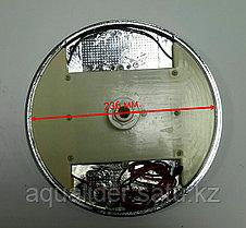 Комбинированный верхний душ с светодиодной подсветкой 250 мм., фото 2