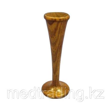 Стетоскоп акушерский деревянный, фото 2