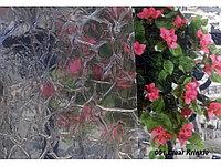 Рельефная витражная пленка Clear Krinkle 001, фото 1