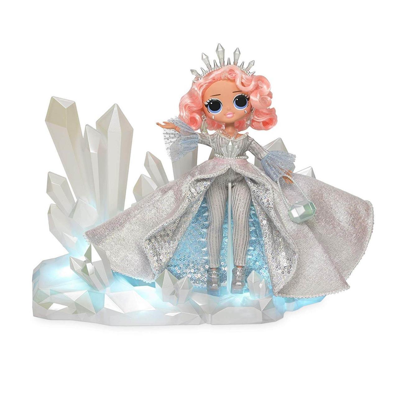 Лол Crystal Star Хрустальная Звезда (коллекционная) L.O.L. Surprise! O.M.G. Winter Disco - фото 2