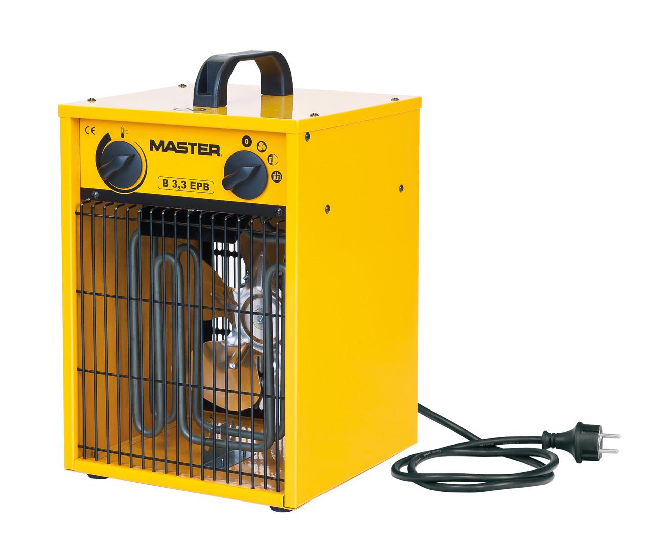 Тепловой нагреватель MASTER B 3.3 EPB