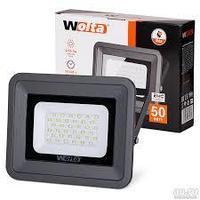 Светодиодный прожектор 50 Вт  WFL-50W/06  5500K  SMD IP 65 4250 Лм Wolta