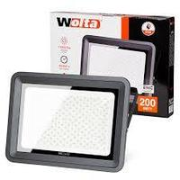 Светодиодный прожектор 200 Вт WFL-200W/06 5500K  SMD IP 65 17000 Лм Wolta