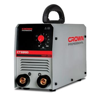 Аппарат сварочный инверторный MMA-200 Crown