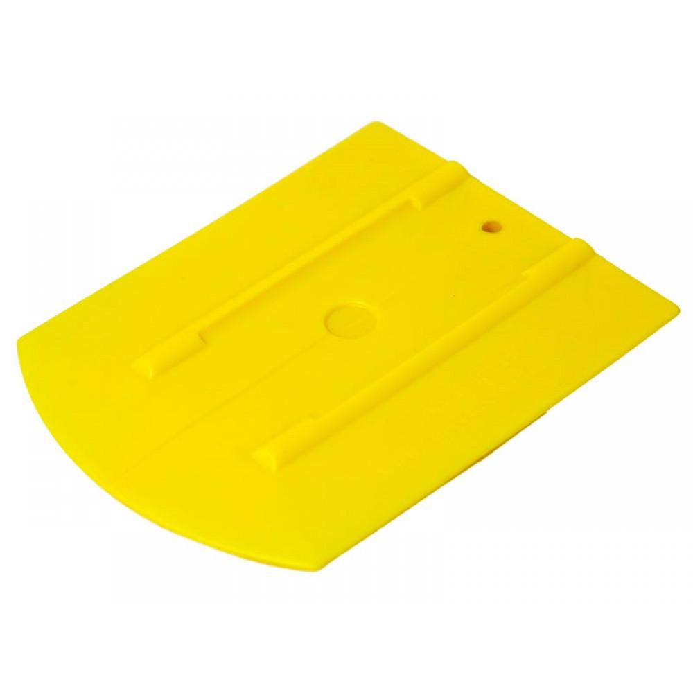 """70 М2 WRAP Эргономичный желтый ракель, 4"""" +, 110 x 90мм"""