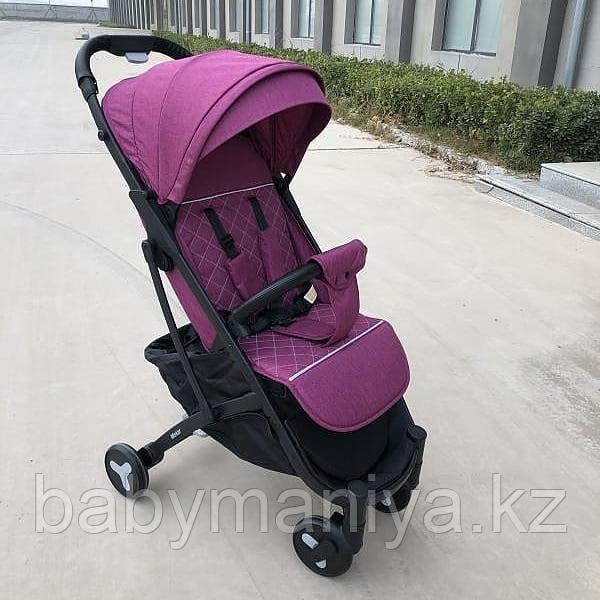Коляска Mstar (Baby Grace) Розовый