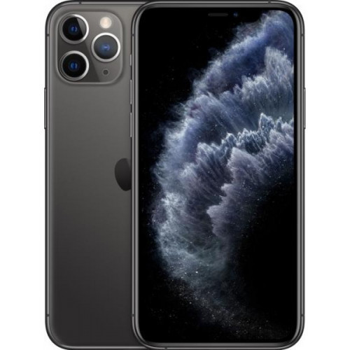 IPhone 11 Pro Max Dual Sim 256GB Space Gray