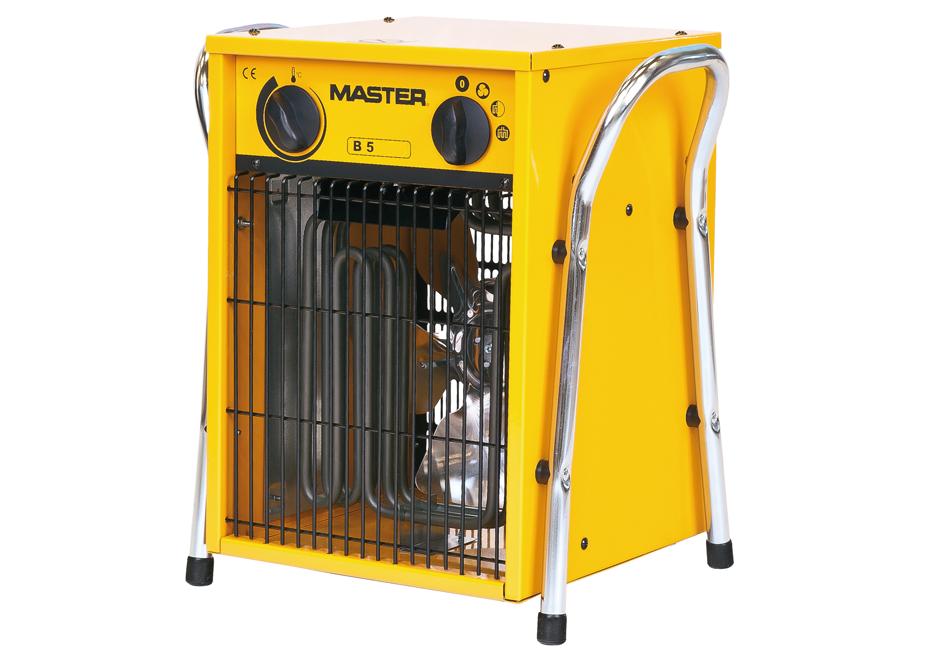 Тепловой нагреватель MASTER B 5 EPB