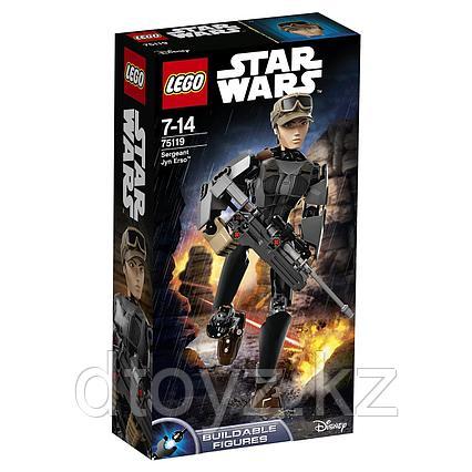 Lego 75119 Star Wars Сержант Джин Эрсо