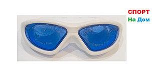 Очки для плавания Speedo (цвет белый), фото 2