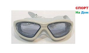 Очки для плавания Speedo (цвет серый), фото 2