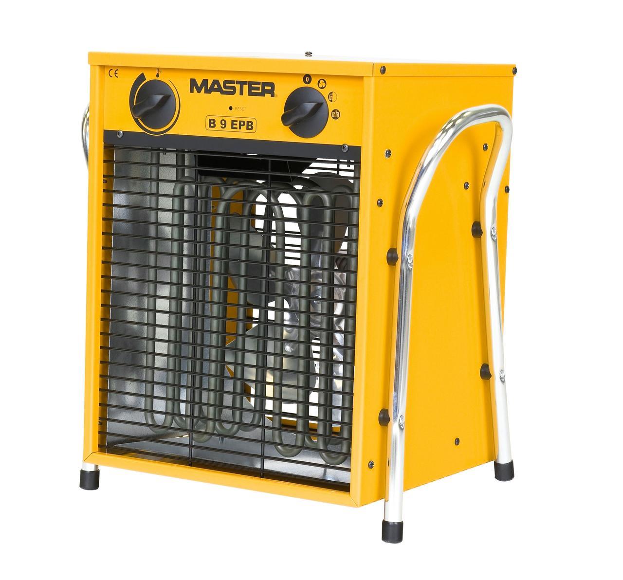 Тепловой нагреватель MASTER B 9 EPB