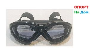 Очки для плавания Speedo (цвет черный), фото 2