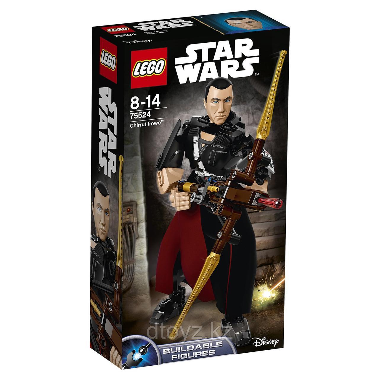 Lego 75524 Star Wars Чиррут Имв