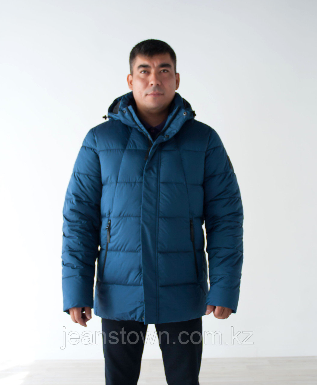 Куртка зимняя мужская  Frompoles  синяя