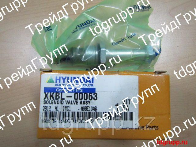 XKBL-00063 Соленоид (valve-solenoid) Hyundai R180W-9S