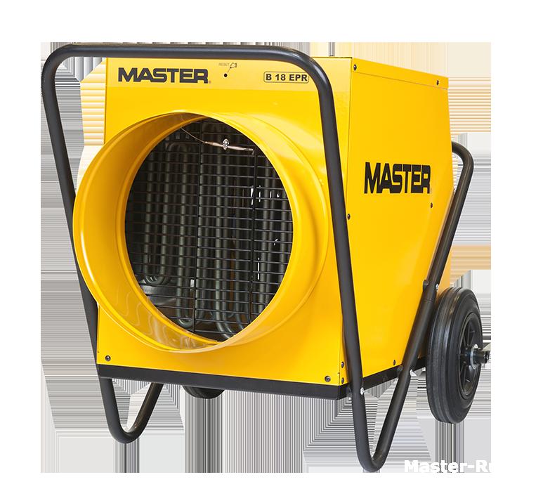 Тепловой нагреватель MASTER B 18 EPR