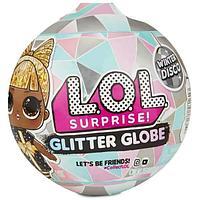 ЛОЛ Зимнее диско LOL Surprise Glitter Globe Winter Disco