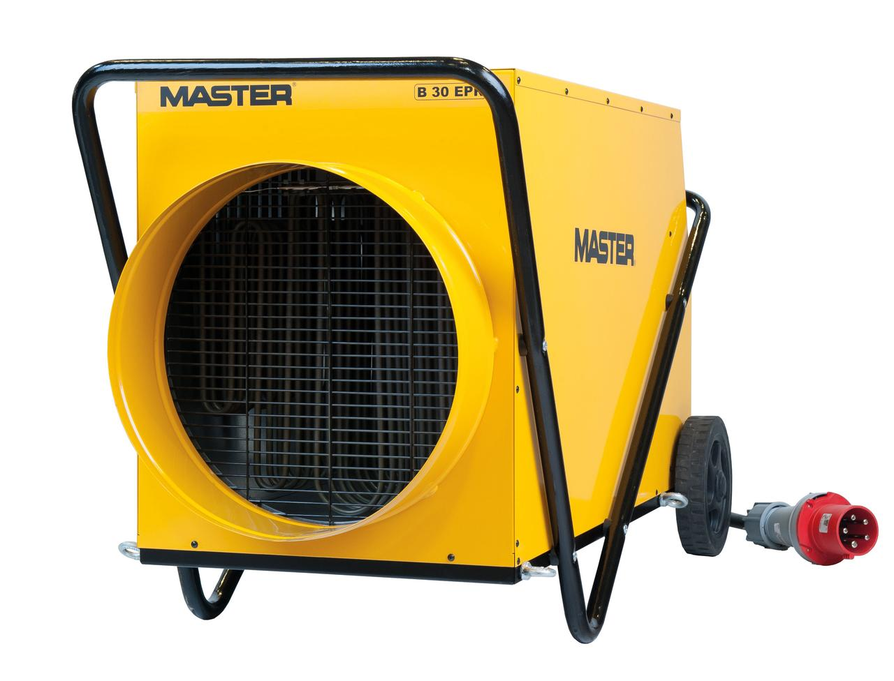 Тепловой нагреватель MASTER B 30 EPR