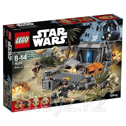 Lego 75171 Star Wars Битва на Скарифе